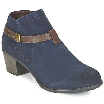 Chaussures Femme Bottines Hush puppies MARIA Marine