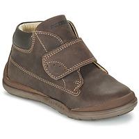 Chaussures Garçon Boots Primigi DEMIAN Marron