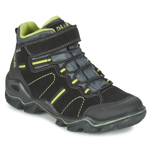 Bottines / Boots Primigi JACKSON Noir / Vert 350x350