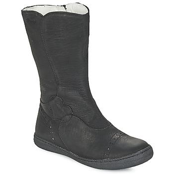 Chaussures Fille Bottes ville Primigi BRITTE-E Noir