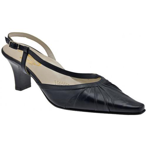 Chaussures Femme Escarpins Bettina 8832T.60CoursangledelachaussureestEscarpins Noir