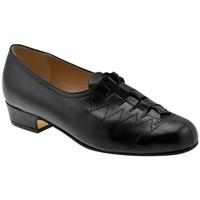 Chaussures Femme Derbies Bettina 6234MaxiFitRichelieu Noir