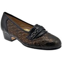 Chaussures Femme Derbies Bettina 6237MaxiFitRichelieu Noir