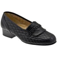Chaussures Femme Mocassins Bettina 7490MaxiFitRichelieu Noir