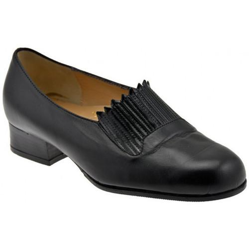 Chaussures Femme Mocassins Bettina 8085 Maxi Fit Richelieu