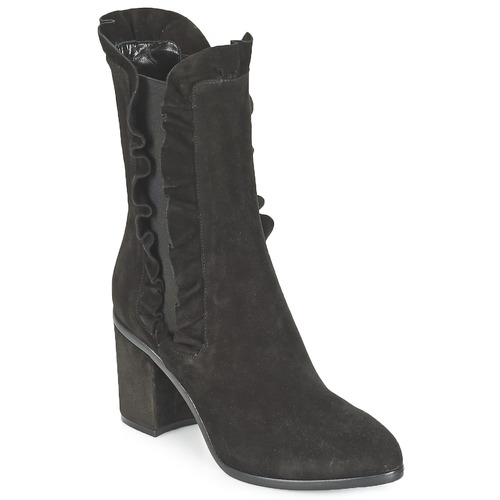 Chaussures Femme Bottines Sonia Rykiel CARAMINA Noir