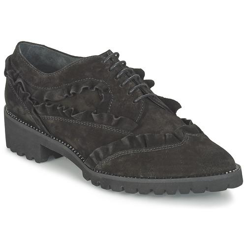 Chaussures Femme Derbies Sonia Rykiel CARACOMINA Noir
