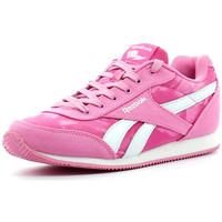 Chaussures Fille Baskets basses Reebok Sport Royal Classic Jogger 2GR Rose