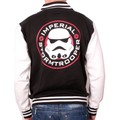 Cotton Division Teddy Star wars - Stormtroopers style