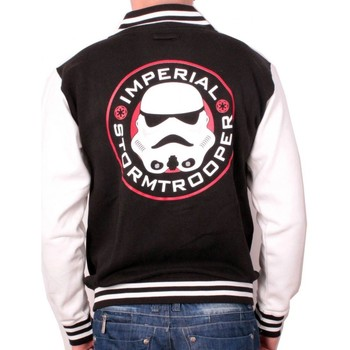 Blouson Cotton division teddy star wars - stormtroopers style