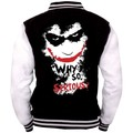 Cotton Division Teddy Batman DC Comics - Why so serious