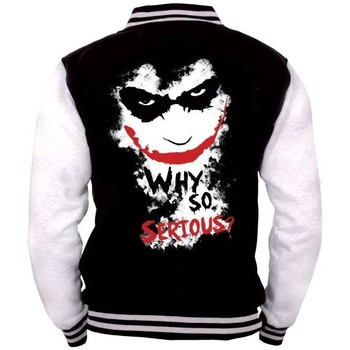 Blousons Cotton Division Teddy Joker - Why so serious