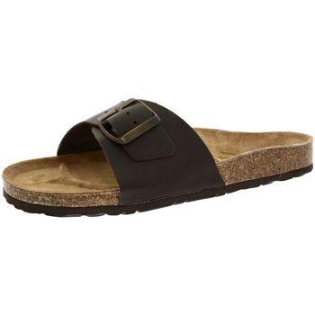 Chaussures Homme Mules La Maison De L'espadrille 3555 marron