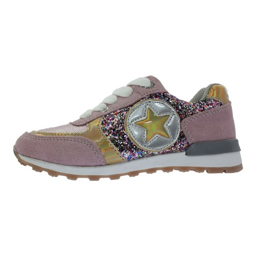 Chaussures Fille Baskets basses Bopy 259500 rose