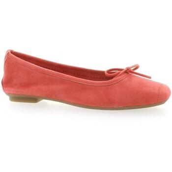 Chaussures Femme Ballerines / babies Reqin's Ballerines fraise Fraise
