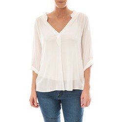 Vêtements Femme Tops / Blouses Barcelona Moda Top Billy Blanc Blanc