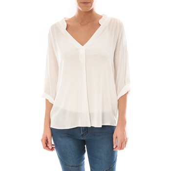 Blouses Barcelona moda top billy blanc