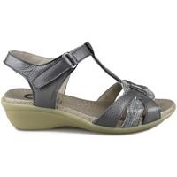 Chaussures Femme Sandales et Nu-pieds Yio VIKY GRIS