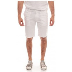 Vêtements Homme Shorts / Bermudas Ritchie BERMUDA CHINO BAGOO I Blanc