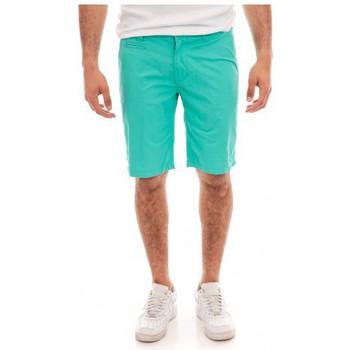 Vêtements Homme Shorts / Bermudas Ritchie BERMUDA CHINO BAGOO I Vert