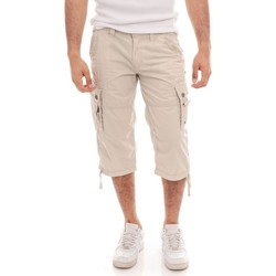 Vêtements Homme Pantacourts Ritchie PANTACOURT BEDANCER Beige