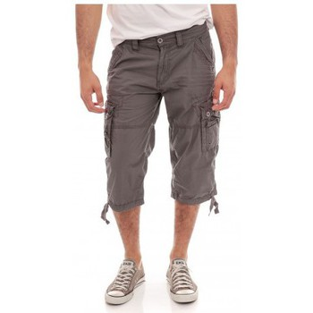 Vêtements Homme Pantacourts Ritchie PANTACOURT BEDANCER Gris