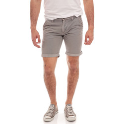 Vêtements Homme Shorts / Bermudas Ritchie BERMUDA CHINO BILLIT Gris
