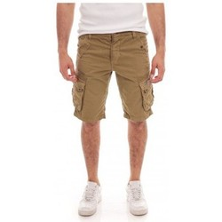 Vêtements Homme Shorts / Bermudas Ritchie BERMUDA BATTLE BRAZIER Beige