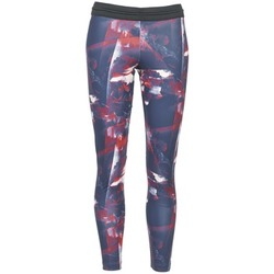 Vêtements Femme Leggings adidas Originals FLOWER TIGHT Bleu / Rose