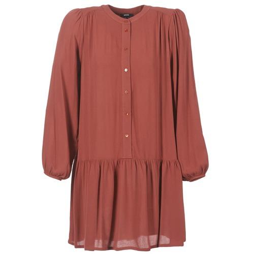 Vêtements Femme Robes courtes Mexx LODIA Rouille