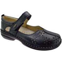Chaussures Femme Ballerines / babies Calzaturificio Loren LOM2313gr grigio
