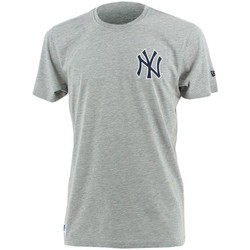 Vêtements Homme T-shirts manches courtes New Era MLB New York Yankees tee Grey