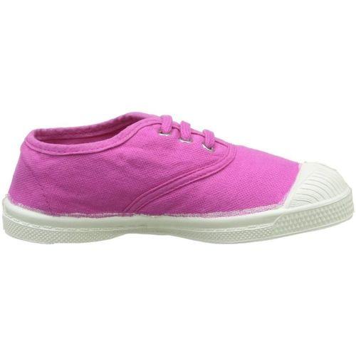 Chaussures Fille Baskets basses Bensimon tennis e15004c157 violet