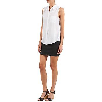 Blanc Bcbgeneration 616953 Vêtements ChemisesChemisiers Femme OPX8nkwN0