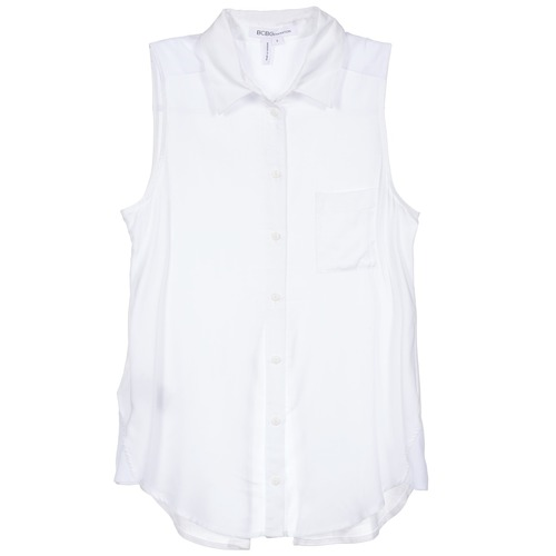 Tops & Chemises  BCBGeneration 616953 Blanc 350x350