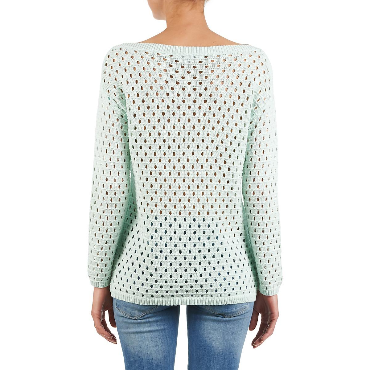 Bcbgeneration 617223 Vert - Livraison Gratuite Vêtements Pulls Femme 95,20 €