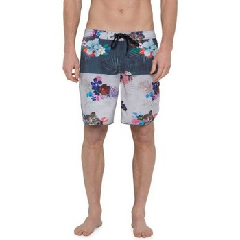 Vêtements Homme Maillots / Shorts de bain O'neill Boardshort Pm Hyper Freak Political - Black Aop Noir