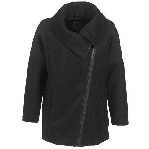 Vêtements Femme Manteaux Bench SECURE Noir