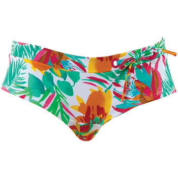 Vêtements Femme Shorts / Bermudas Huit Maillot de bain  Shorty Flower Addict Multicolore MULTICOLORE
