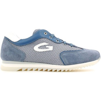Chaussures Enfant Baskets basses Alberto Guardiani GK21343G Chaussures lacets Enfant Bleu Bleu