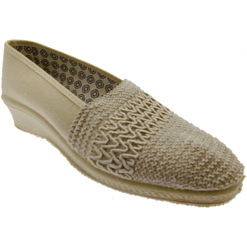 Chaussures Femme Chaussons Davema DAV212be nero