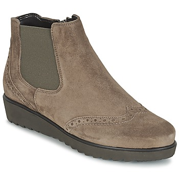 Chaussures Femme Bottines Ara ZIMLA Marron
