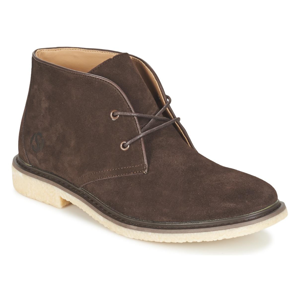Cool shoe DESERT BOOT Marron