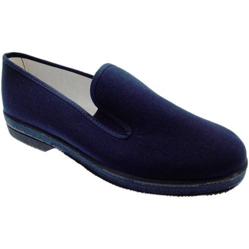 Chaussures Homme Chaussons Davema DAV050b blu