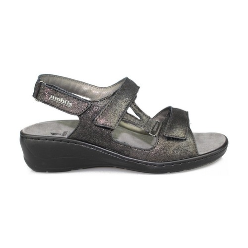 Chaussures Femme Sandales et Nu-pieds Mephisto JASMINE NOIR