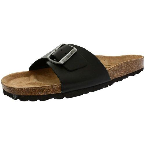 Chaussures Homme Mules La Maison De L'espadrille 3555 noir