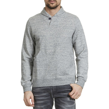 Vêtements Homme Sweats Loreak Mendian Sweat Shirt  Aia Col ChÂle Gris Chine Homme Gris