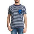 Franklin & Marshall Tee Shirt  Gris Chine Homme