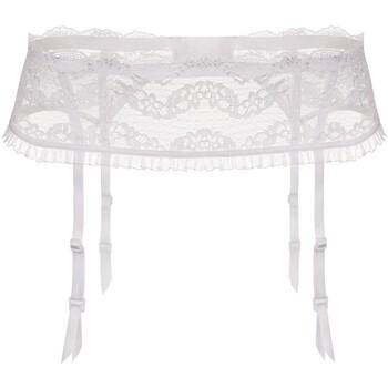 Sous-vêtements Femme Porte-jarretelles Julimex PJ Blanc