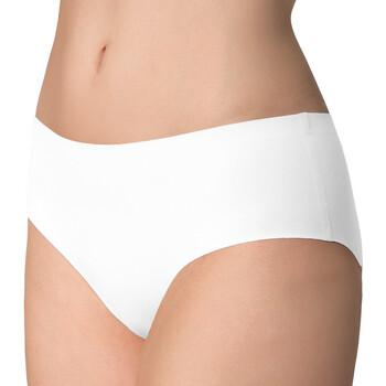 Sous-vêtements Femme Culottes & slips Julimex Slip femme invisible Simple blanc Blanc